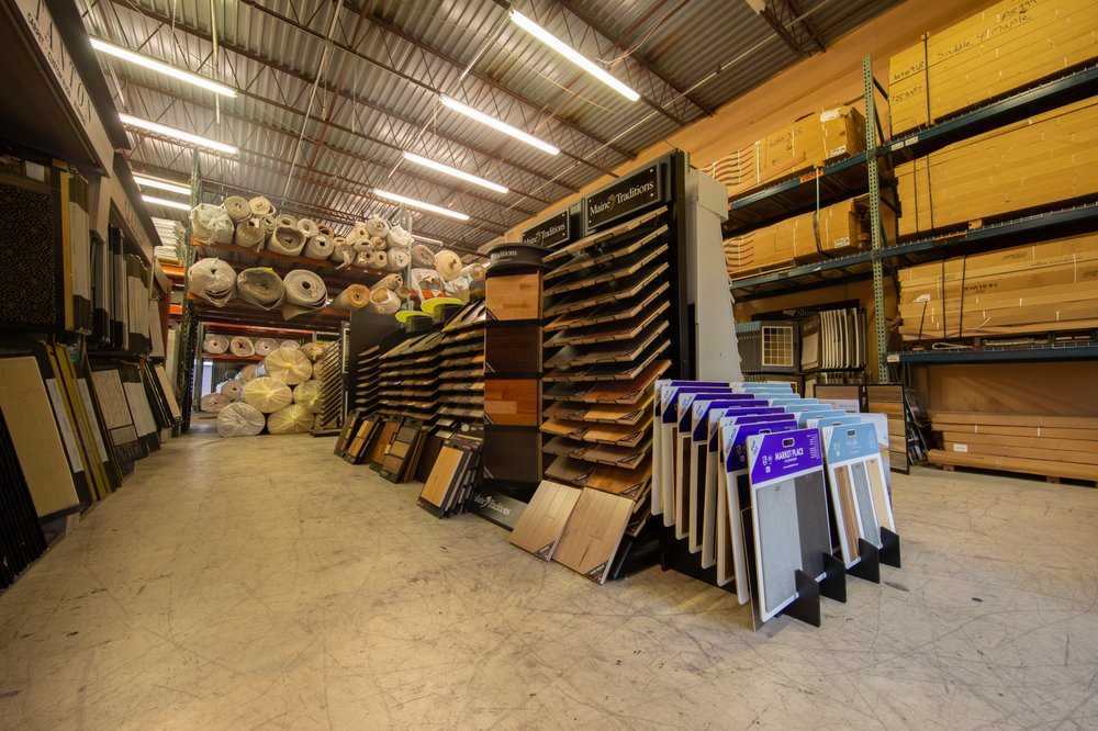 Commonwealth Flooring Outlet: 4116 Walney Rd, Chantilly, VA