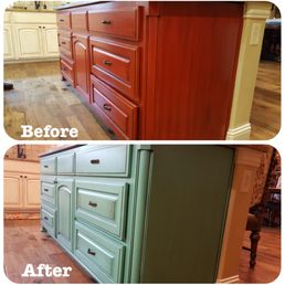 Photo Of Five Star Painting Dallas Wylie Tx United States Kitchen