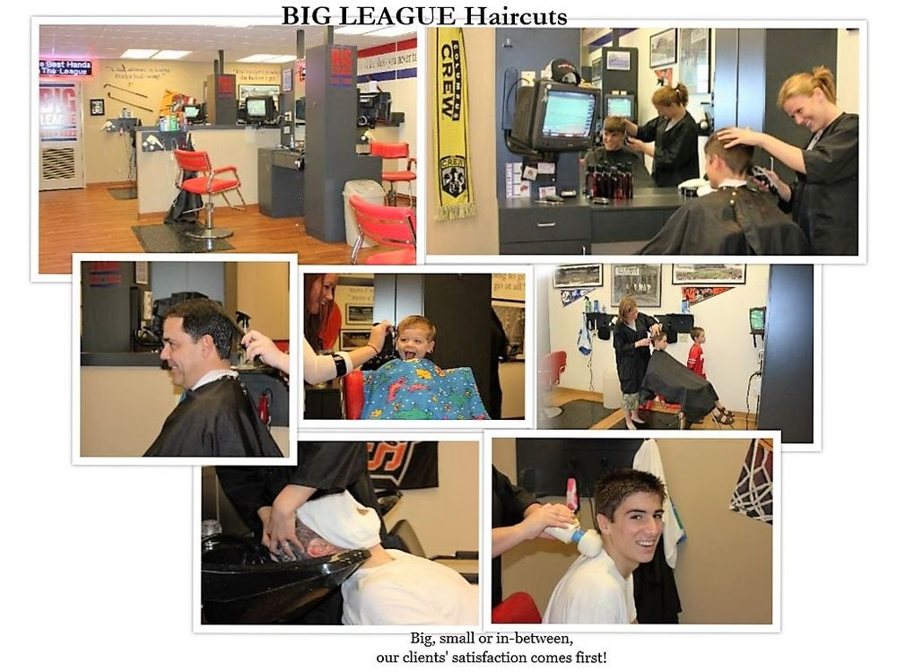 big league haircuts big league haircuts closed 10 reviews s hair 9542 | o