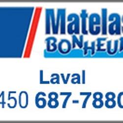Matelas bonheur magasin de meuble 1860 boul le for Meuble laval corbusier