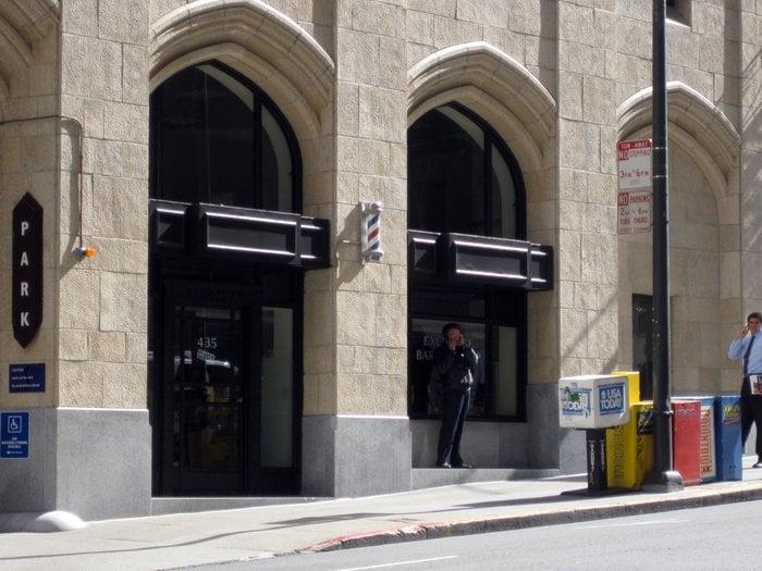 Barber Shop Oakland : Photo of Exchange Barber Shop - San Francisco, CA, United States