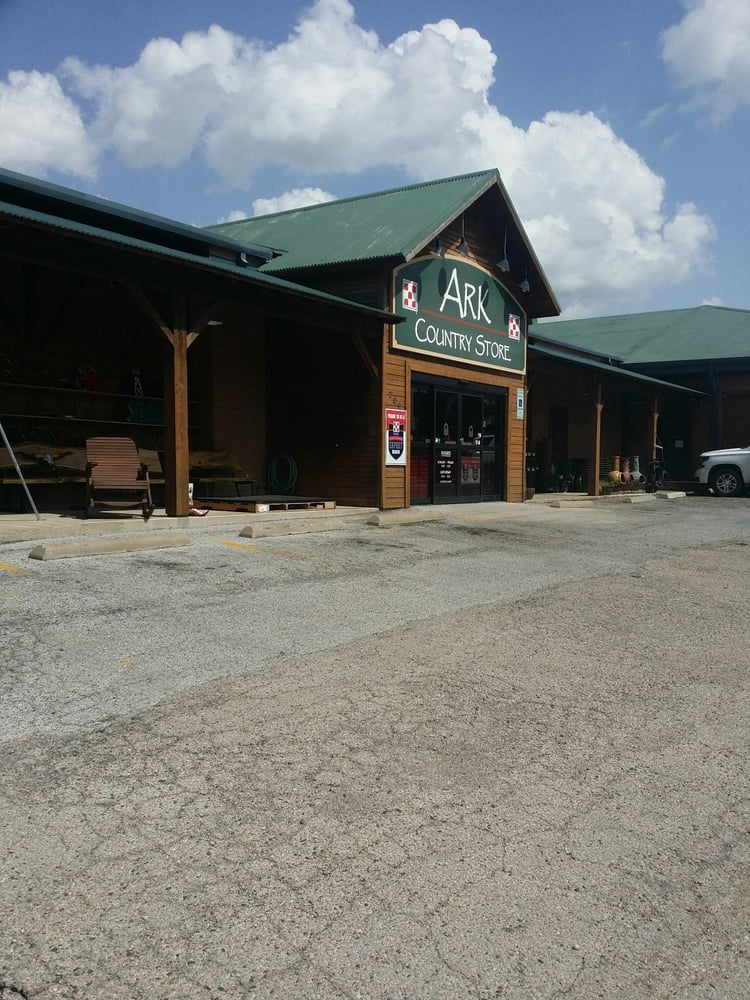 Ark Country Store: 209 S Highway 77, Waxahachie, TX
