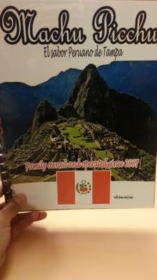 Machu Picchu Restaurant W Hillsborough Ave Tampa FL - Machu picchu tampa