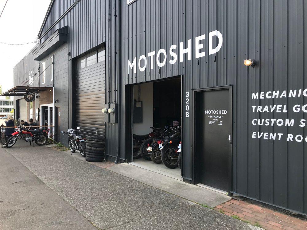 MotoShed