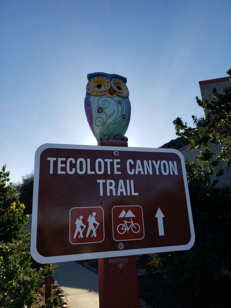 Tecolote Canyon Natural Park & Nature Center