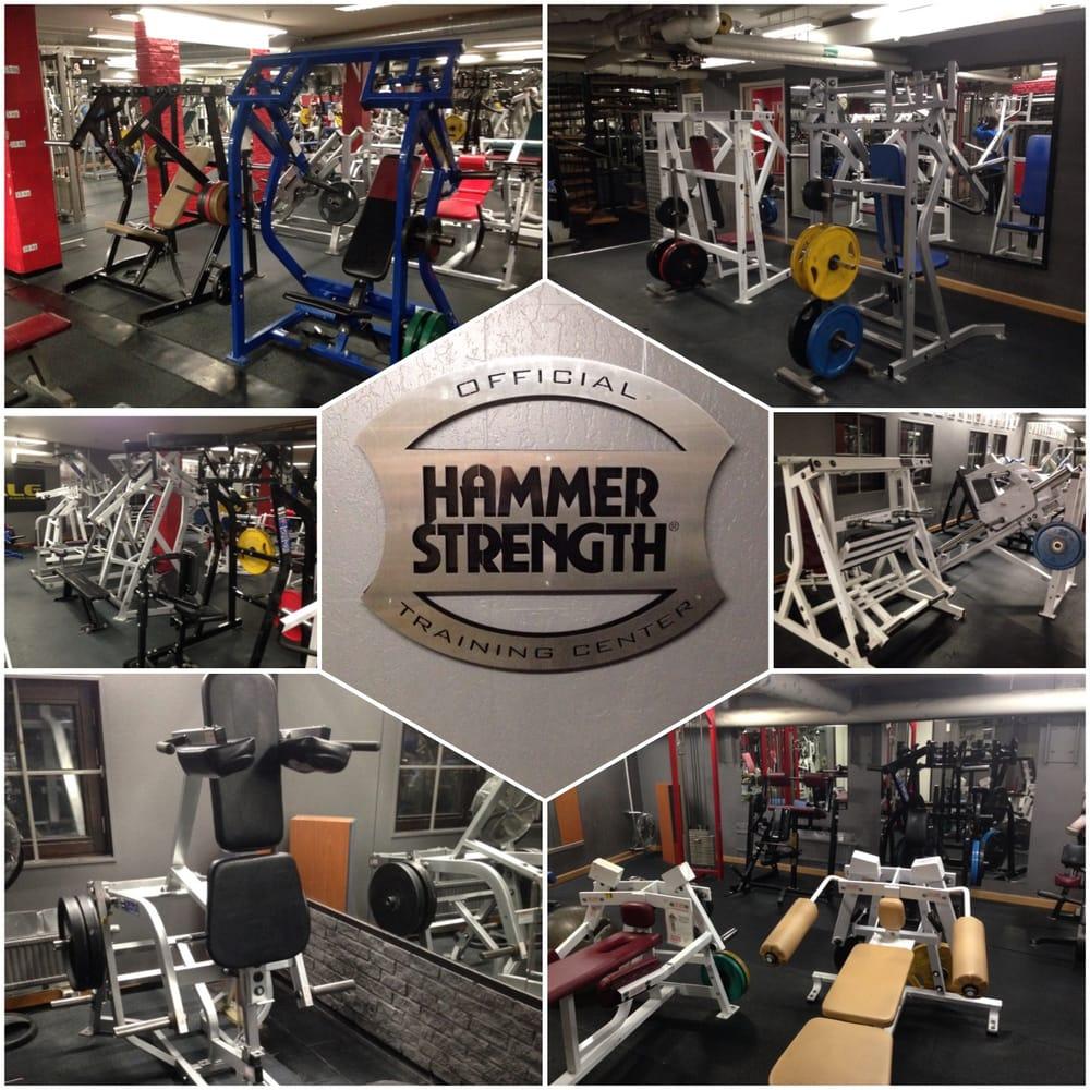 Official Hammer Strength Training Center! - Yelp
