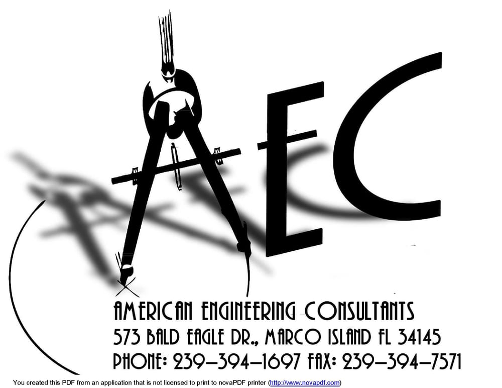 American Engineering Consultants Of Marco Island Inc