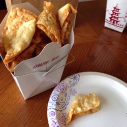 Photo Of Imperial Jade Gardens   Wakefield, MA, United States. Crab Rangoon