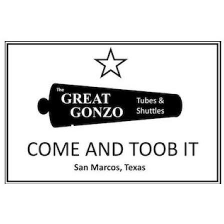 Great Gonzo's Tubes and Shuttles: 19385 San Marcos Hwy, San Marcos, TX