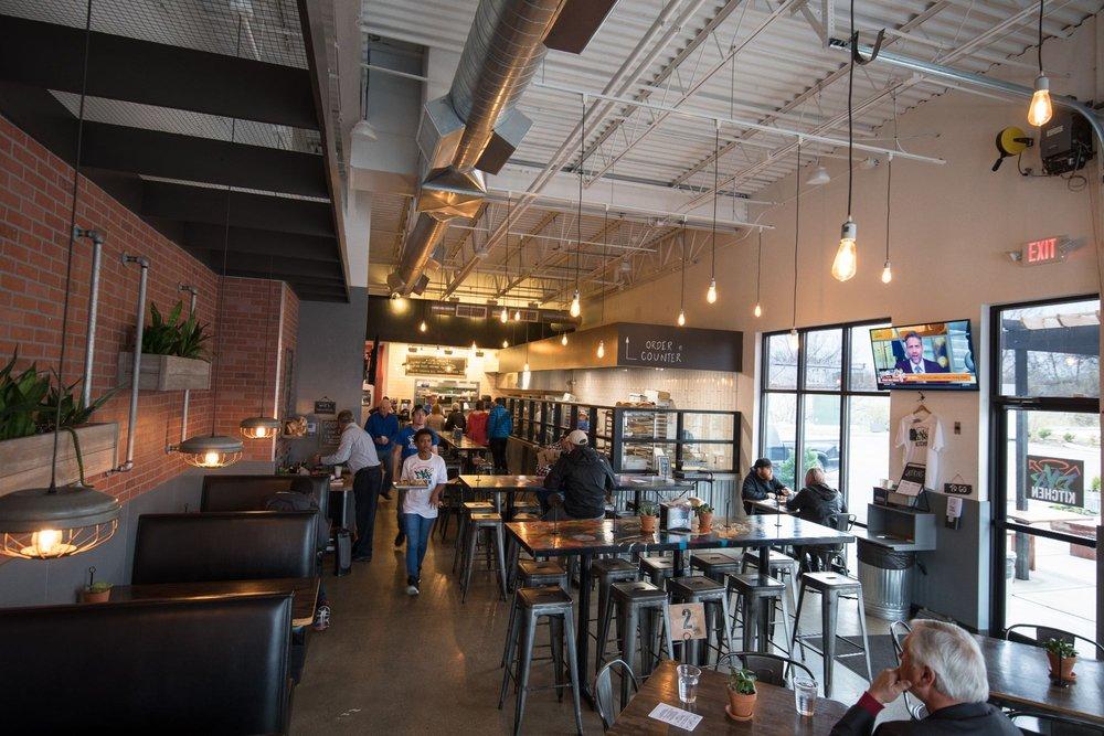Photo Of Dv8 Kitchen Lexington Ky United States