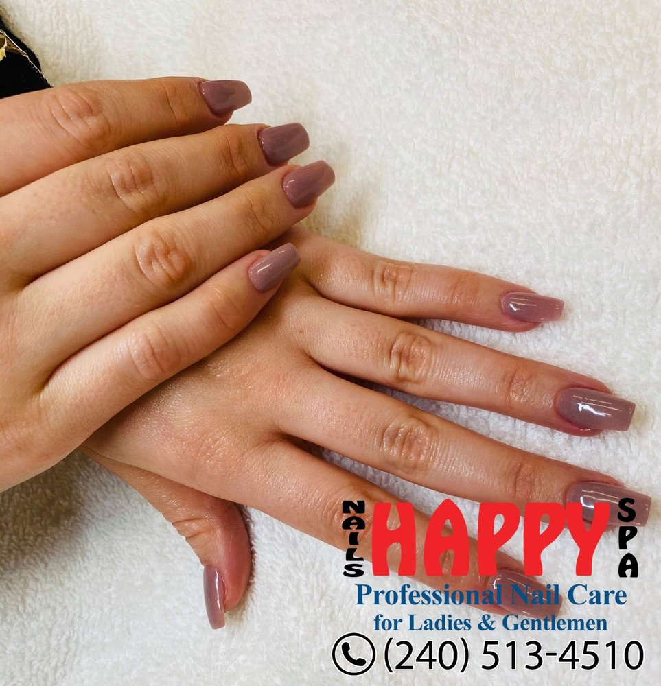 Happy Nails Spa: 18330 Spark Dr, Hagerstown, MD