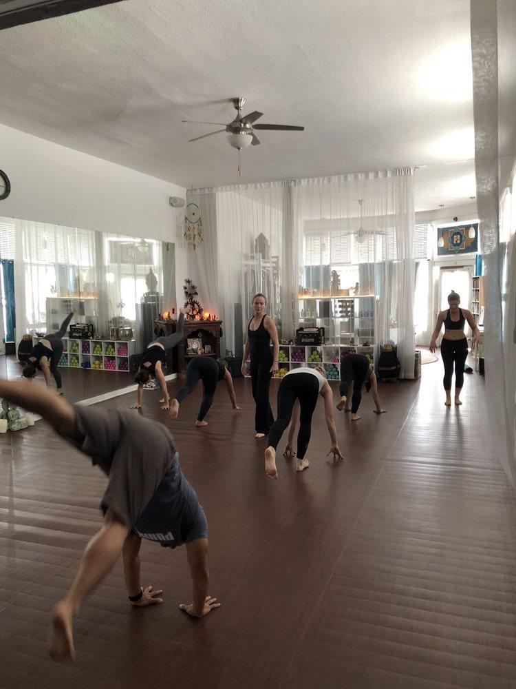 Social Spots from Veda Yoga Center