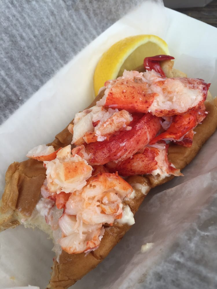 Infamous Lobsta Roll!!! - Yelp