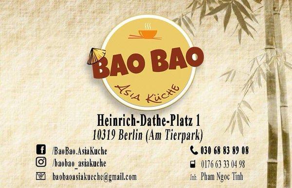 Bao Bao 18 Photos Pan Asian Heinrich Dathe Platz 1