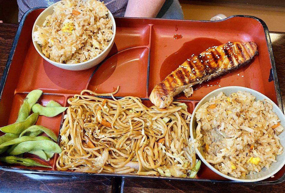 Food from Sakura Sushi & Grill
