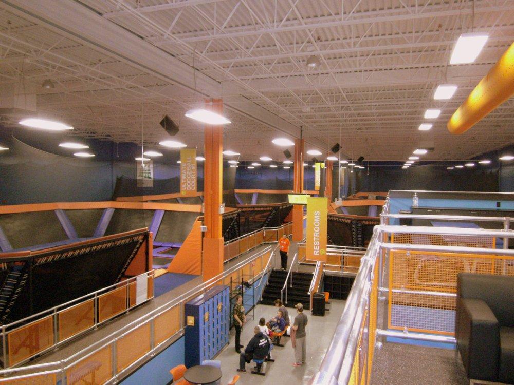 Sky Zone Trampoline Park: 211 Executive Dr, Newark, DE