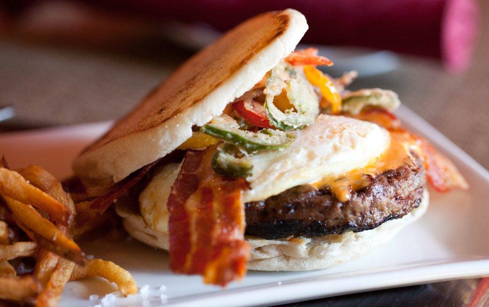 Redfire Grill and Steakhouse: 400 Lantana Dr, Hockessin, DE