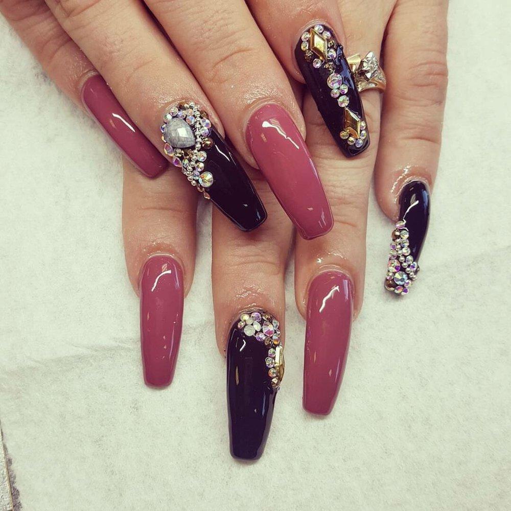 Princess Nails At Leslie's Beauty Salon: 1400 Paradise Rd, Modesto, CA