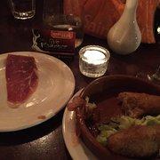 Photo de Bar Gansa - Londres, London, Royaume-Uni. Jamon!!