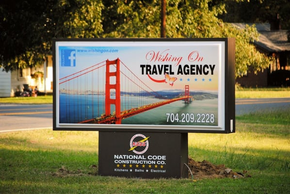 Travel Agency Rockwell Nc