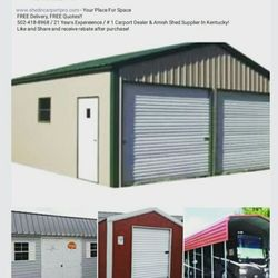 Shed & Carport Pro - Mobile Home Dealers - 3778 South Wilson Rd