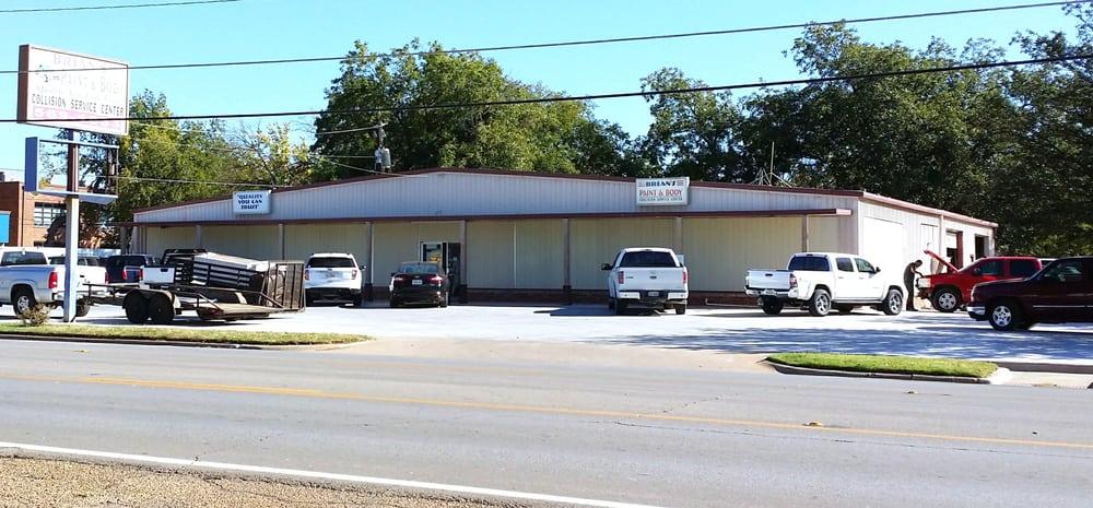 Brian Rush Paint & Body: 306 S Avenue D, Burkburnett, TX