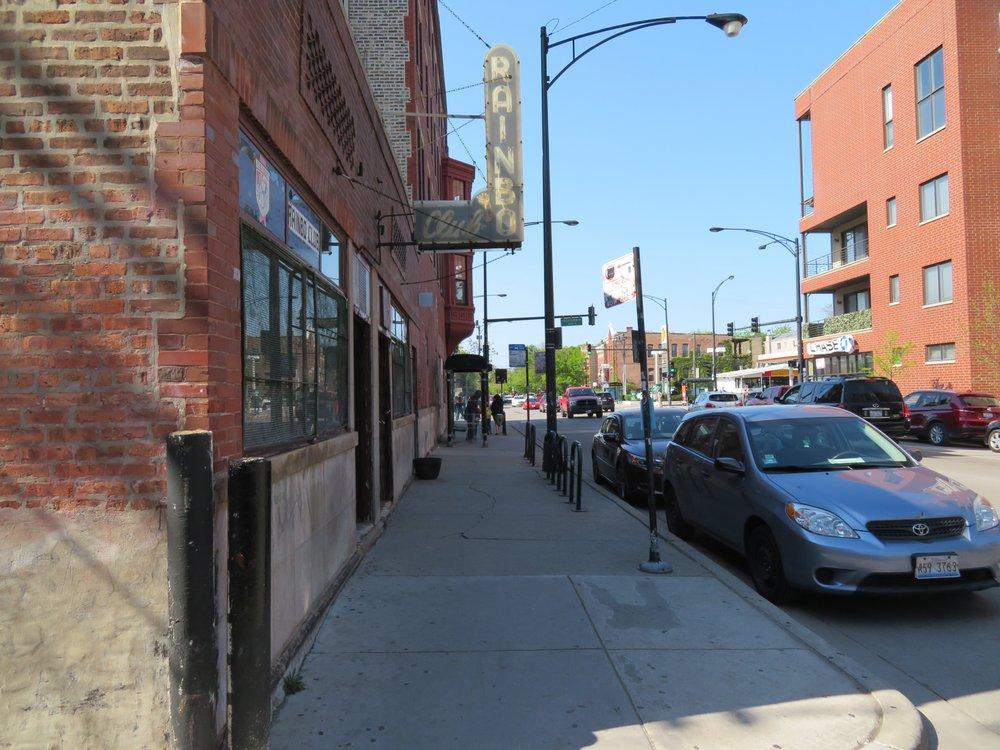 Rainbo Club: 1150 N Damen Ave, Chicago, IL