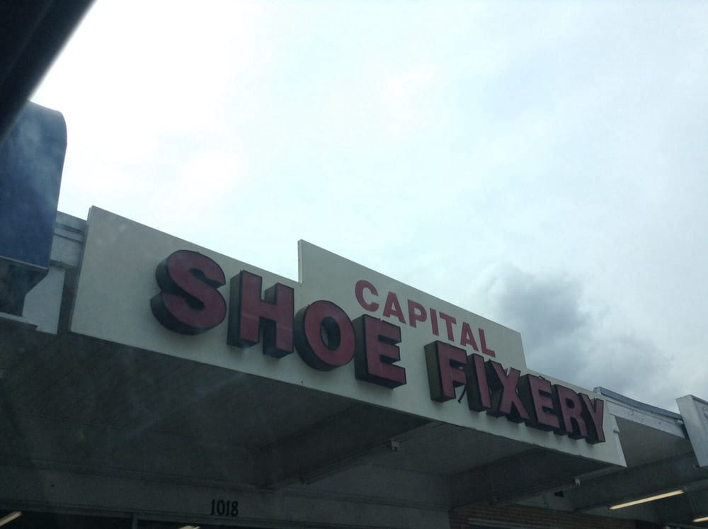 Capital Shoe Fixery: 1018 S Magnolia Dr, Tallahassee, FL