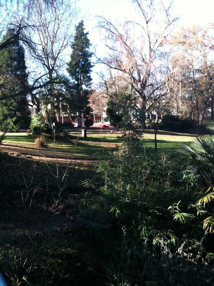 Jardin des plantes parker 1 rue de l 39 abbaye montauban for Jardin 122 rue des poissonniers