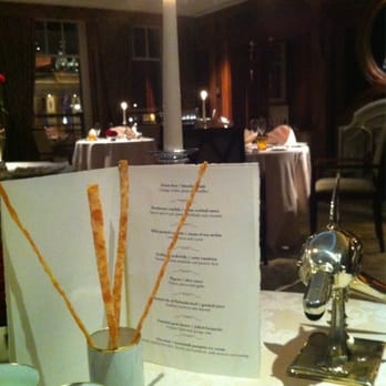 Photo Of Lorenz Adlon Esszimmer   Berlin, Germany. Personalised Printed Menu