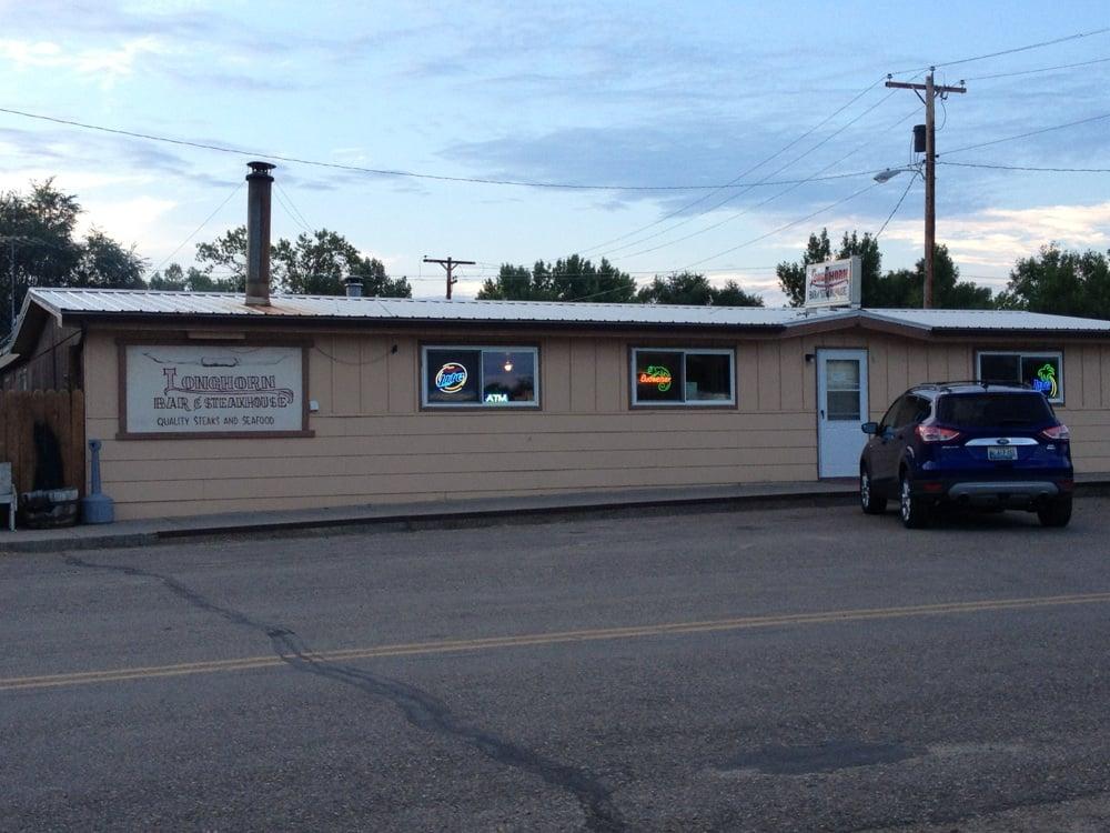 Longhorn Bar & Steakhouse: 409 Main St, Rosebud, MT