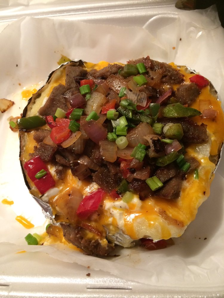 Olipita Mediterranean & American Grill: 837 Park Rd, Pleasant Grove, AL