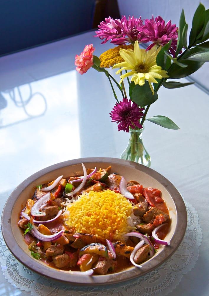 Naan & Kabab