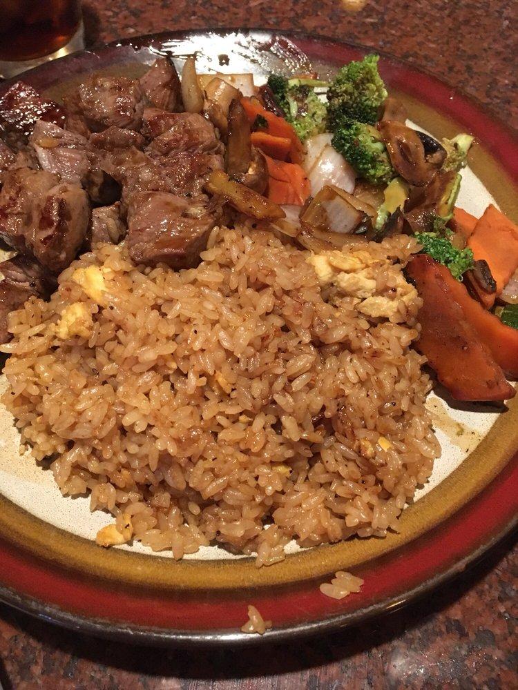 Tsubaki Hibachi Grill & Sushi Bar: 3564 Ambassador Caffery Pkwy, Lafayette, LA