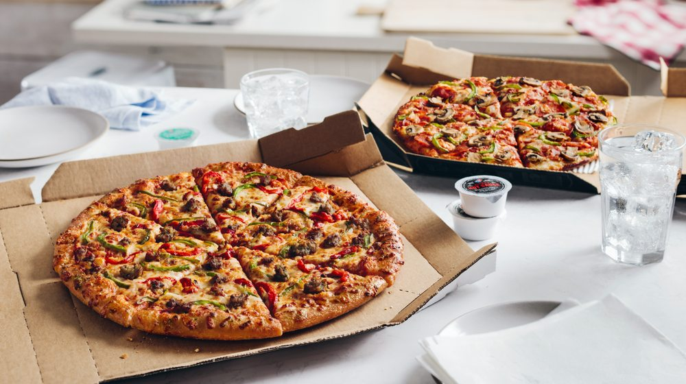 Domino's Pizza: 2020 Connelly Springs Rd, Lenoir, NC