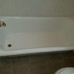 Photo Of Elegant Bathtub Reglazing   Little Ferry, NJ, United States.  Reglazed Tub