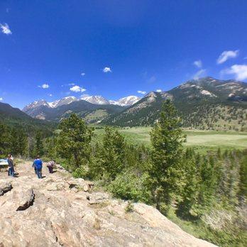 Photo Of Rocky Mountain National Park Estes Park Co United States