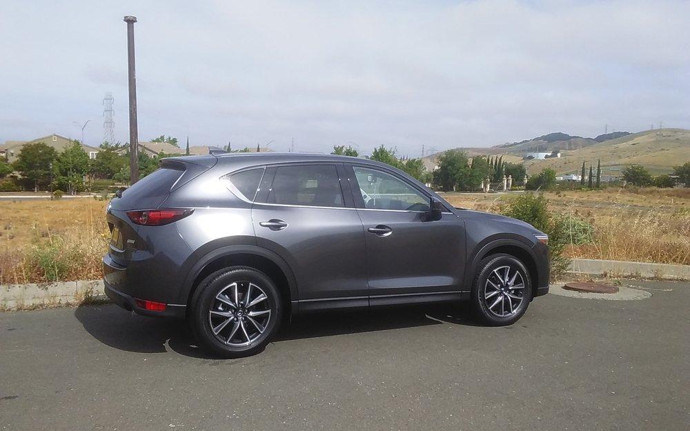 Mazda S Grand Touring