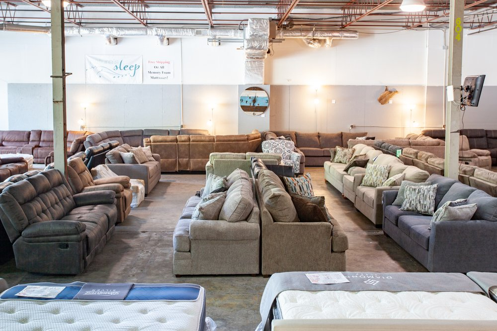 Charleston Furniture Direct: 715 1st Ave S, Nitro, WV