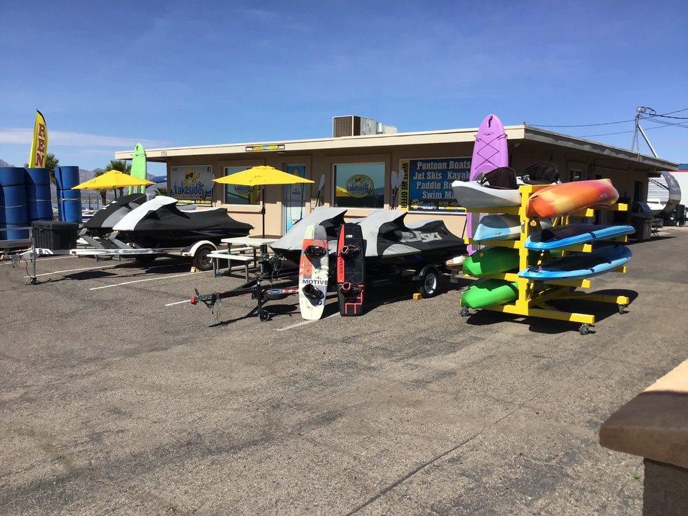 Lakeside Fun Rentals: 1751 Industrial Blvd, Lake Havasu City, AZ