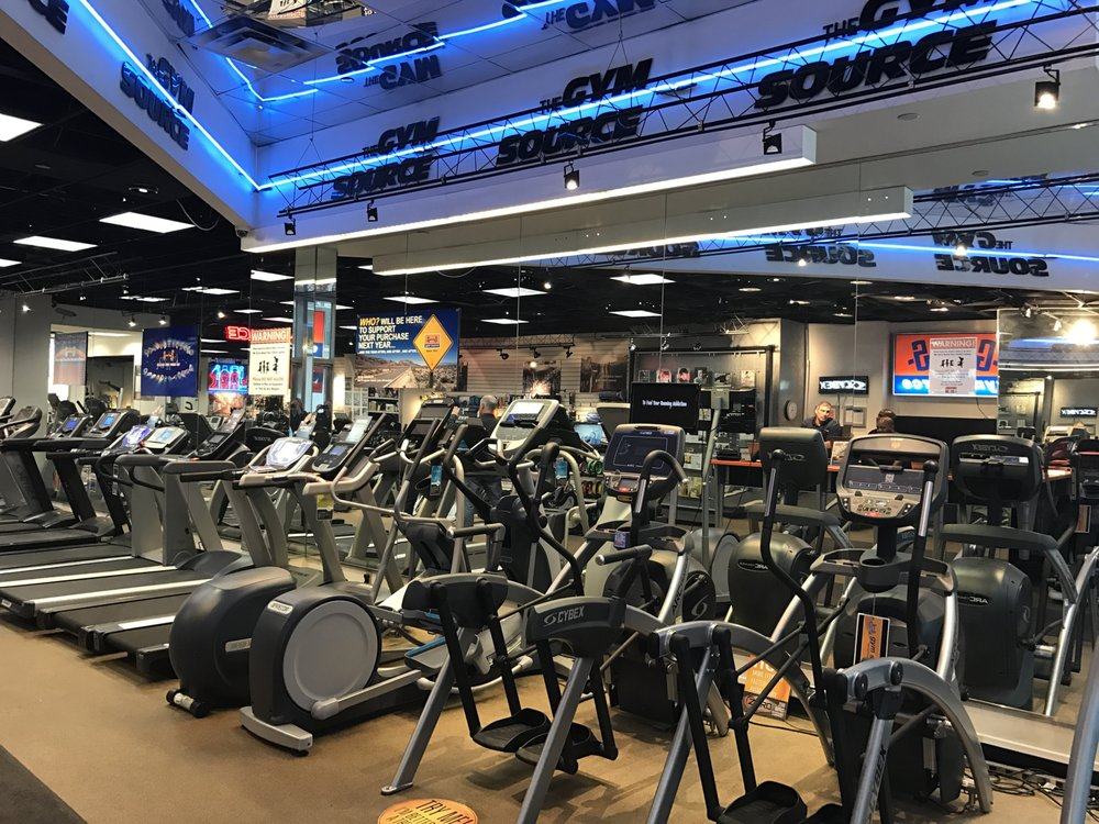 Gym Source: 40 E 52nd St, New York, NY