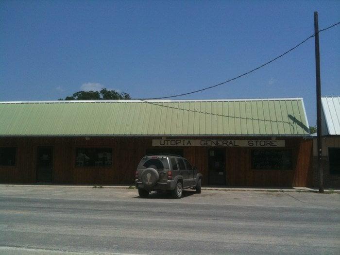 Utopia General Store: 406 N Main, Utopia, TX