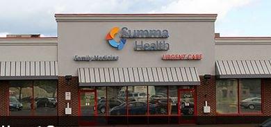Summa Health Fairlawn Urgent Care: 2875 W Market St, Fairlawn, OH