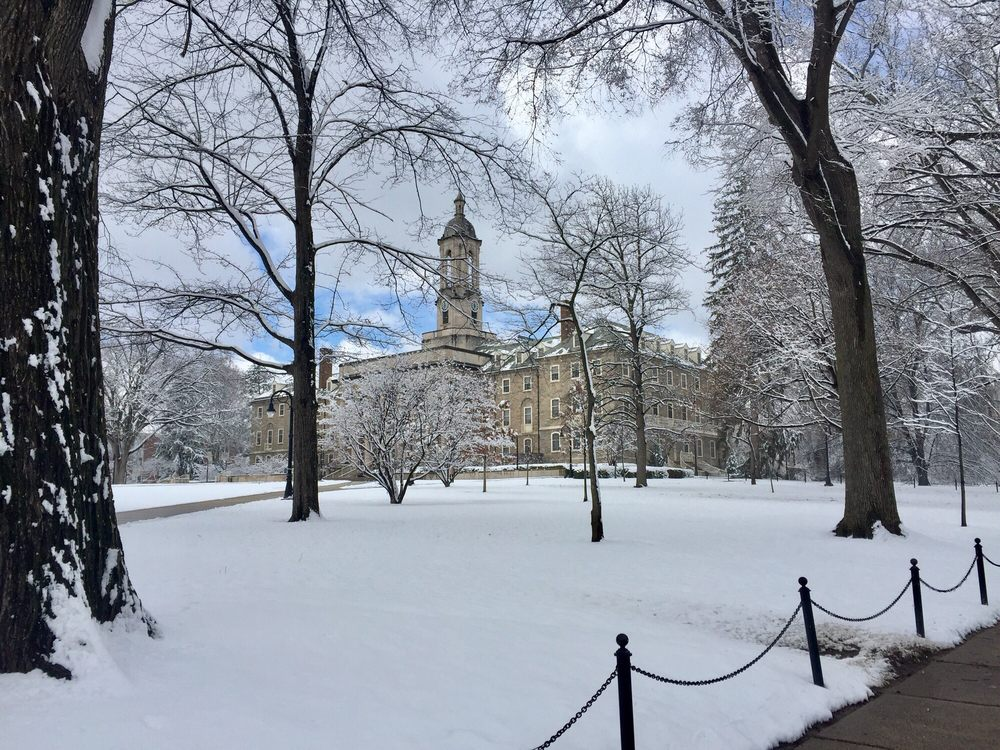 Pennsylvania State University: 201 Old Main, University Park, PA