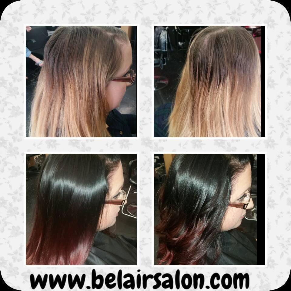 Belair's Hair Salon: 365 Dayton-oxford Rd, Carlisle, OH