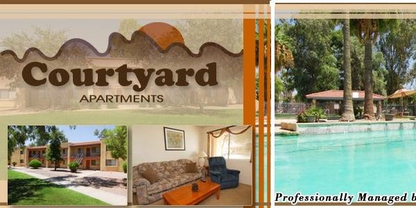 Photo Of Courtyard Apartments Casa Grande Az United States