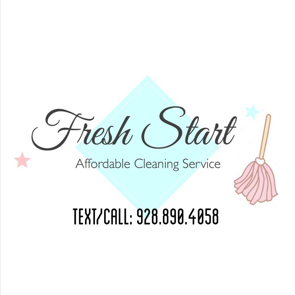 Fresh starts cleaning service home cleaning prescott for House cleaning prescott az