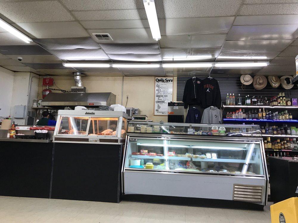 Qwik Serv Market: 22025 Hwy 33, Crows Landing, CA