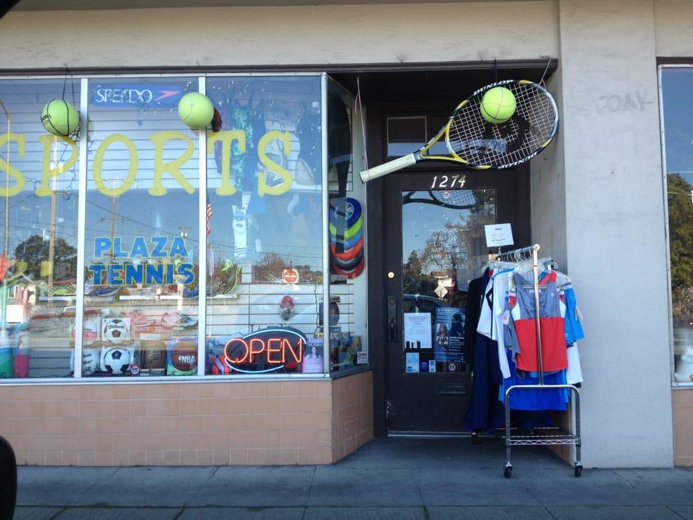 Plaza Tennis & Sports: 1274 Solano Ave, Albany, CA