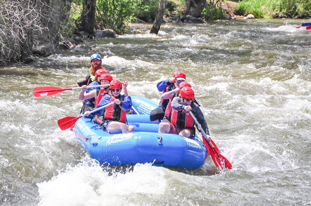 Mad Adventures - Clear Creek: 20 W Dumont Rd, Dumont, CO